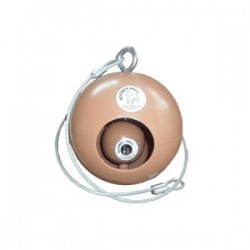 Spinner Treat Ball - 2 Hole with Cables